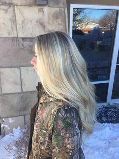 Ice Princess, Blonde Balayage, Beauty By Allison, Fort Collins Hair, Salon Salon-Fort Collins