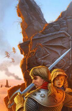 Illustration by Michael Whelan