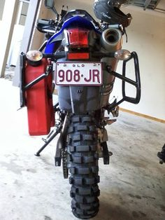 Yamaha XT660R, the unsung adventure bike