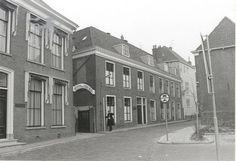 doelestraat 1974 Historisch Centrum Leeuwarden - Beeldbank Leeuwarden