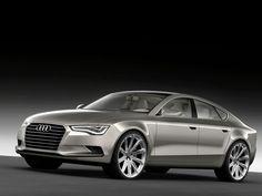 Car Audi USA A7 - goalsBox™