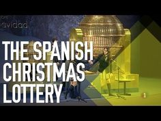 The Spanish Christmas Lottery explained with nice intro to the 2014 commercial High School Spanish, Spanish 1, Spanish Teacher, Spanish Classroom, How To Speak Spanish, Spanish Christmas, Spanish Holidays, Christmas Ideas, Spanish Teaching Resources