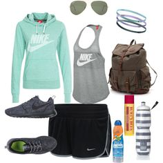 """Spring Hikes"" by lilyshipwreck on Polyvore"