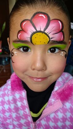 Body Painting Easy Lovely 🧒🧒 the best Carnival makeup ideas for children, origin of ideas & & # Makeup Lovely 🧒🧒 las mejores Ideas de maquillajes de carnaval for niños, origin & Face Painting Flowers, Girl Face Painting, Painting For Kids, Body Painting, Art For Kids, Easy Face Painting, Face Painting Tutorials, Face Painting Designs, Easter Face Paint