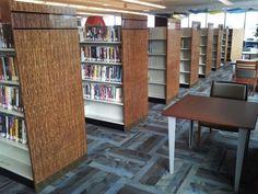 TorZo Tiikeri at University Park Library