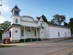Summitville United Methodist Church in Coffee County, Tenn.