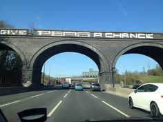 Bet graffiti ever junctions 16-17 on the m25 outside London