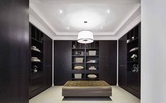 dream walk in robe by Metricon Homes Melbourne
