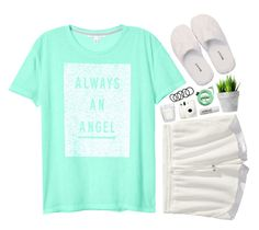 """""""#138 // Always An Angel"""" by life-love-peace ❤ liked on Polyvore featuring H&M, Victoria's Secret, Urbanears, GANT, Wet Seal, L:A Bruket and Fuji"""