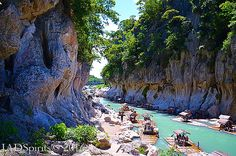 Minalungao National Park, An Ecotourism Marvel in Nueva Ecija Visit Philippines, Limestone Wall, Attraction, National Parks, Places To Visit, Asia, Environment, Marvel, River