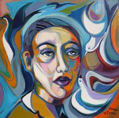 Flying Thoughts South African Artists, Thoughts, Painting, Painting Art, Paintings, Painted Canvas, Drawings, Ideas