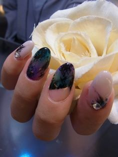Japanese nail design