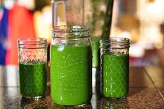 The Whole Life Nutrition Kitchen: Harvest Green Smoothie