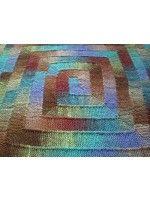 Ten Stitch Blanket - modèle gratuit