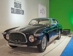 1953 Ferrari 212 Inter coupe