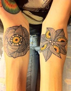 Idée tatouage : des motifs originaux - Les 40 plus beaux tatouages de Pinterest - Elle