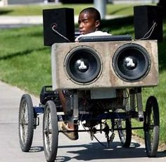 Mobile audio system...