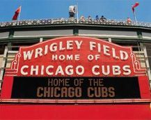 Cubs are the greatest and most frustrating home team!  Love the field - such a classic . . .