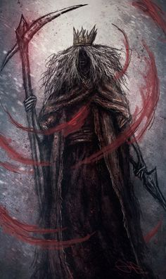 Martyr Logarius // This guy was the bane of my existence. Just--UGH.