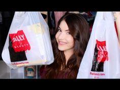 ♥ Sally Beauty Supply HAUL ♥