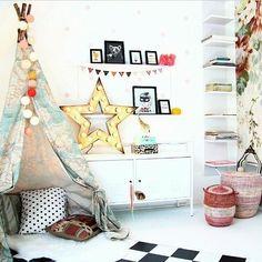 Las letras luminosas para la habitación de los niños son tendencia y un buen recurso para decorar. | Decorar tu casa es facilisimo.com