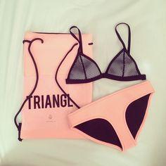 triangl swimwear<3- bought it , can''t wait til summer!