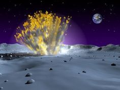 """""""A Meteorite Explodes on the Moon: Q & A with a Smithsonian Geophysicist,"""" via News Wise"""