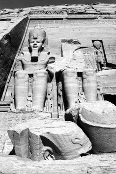 Abu Simbel Temple, Egypt.   I'd love to spend a few months in Egypt. I don't think I would be able just to spend a week or two....