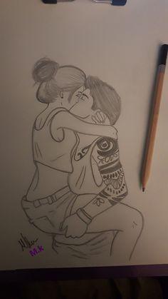 X o n e a x o ☼☽ realistic drawings, love drawings, disney drawings, easy drawings Pencil Drawings Of Love, Disney Drawings, Sketches, Easy Drawings, Sketch Book, My Drawings, Drawing Sketches, Art, Art Sketches