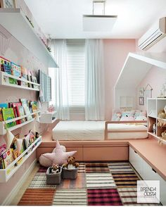 17 Ideas Bedroom Desk Kids Little Girls