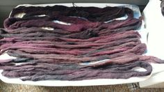 I dyed some very nic