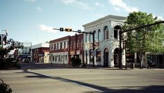 Historic Block, Downtown, Red Deer, Alberta, Canada by Bencito the Traveller, via Flickr