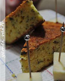 Bezelyeli Kek - Yemek Tarifi ↓