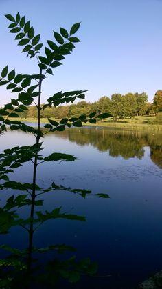 Lakeland silhouettes #photography #colours #autumn #lake