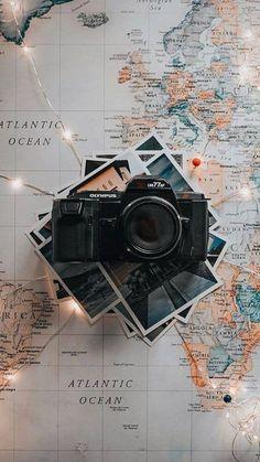 travel wallpaper Plans Around The World
