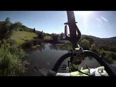 Awesome Bike Lake Jumping Must Watch (HQ) #redbull