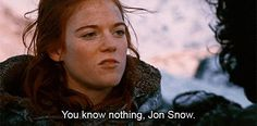Game Of Thrones fan theory explains who Jon Snow's mother is!