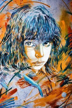 C215 - Street Artist