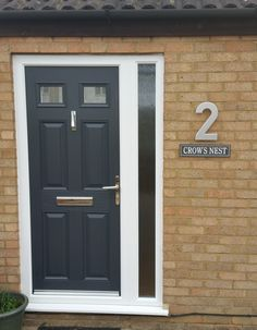 Outdoor Decor, House, Home, Garage Doors, Front Door, Large House Numbers, Curb Appeal, Doors