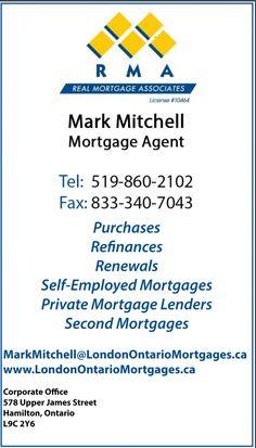 Mortgage Broker London Ontario - Available Call-Text Lowest Mortgage Rates, Second Mortgage, Ontario, Self
