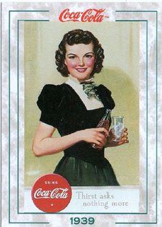 1939 Coke Ad