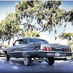 1962 Chevy Impala, Lo Rider, Hydraulic Cars, American Muscle Cars, Amazing Cars, Awesome, Exotic Cars, Cars And Motorcycles, Vintage Cars