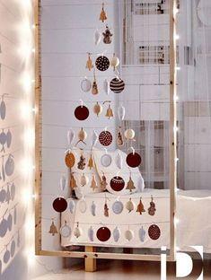 Такие разные ёлки: 50 оригинальных идей к Новому году - Ярмарка Мастеров - ручная работа, handmade