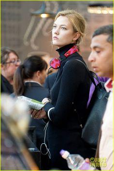 Karlie Kloss London