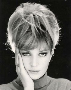 Monica Vitti (does anyone know who took this?).