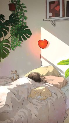 Image in Wallpaper collection by Naty on We Heart It Cats Wallpaper, Cute Pastel Wallpaper, Soft Wallpaper, Anime Scenery Wallpaper, Cute Patterns Wallpaper, Aesthetic Pastel Wallpaper, Cute Anime Wallpaper, Wallpaper Iphone Cute, Cute Cartoon Wallpapers