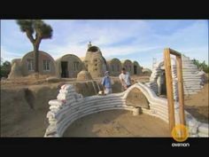 Cal-Earth Homes: beautiful, affordable, green, environmentally friendly living