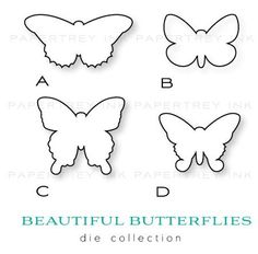 Beautiful Butterflies Die