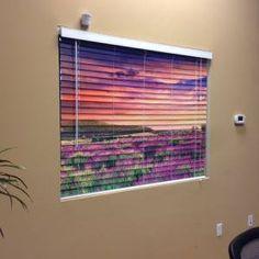 Printed Blinds Blinds, Arizona, Interior Design, Inspiration, Instagram, Home Decor, Utah, Creativity, Printing