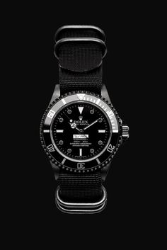 Rolex Submariner: Individual | Blaken